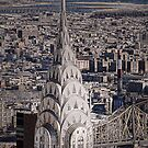 The Chrysler Building by Dyle Warren