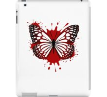 Blood Butterfly iPad Case/Skin