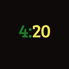 Oakland 420 by Good Sense