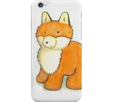 Monty Fox iPhone case! iPhone Case/Skin