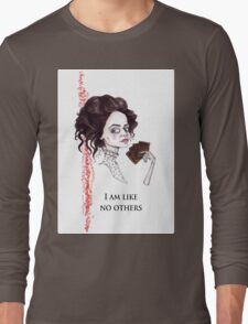 Vanessa the Medium Long Sleeve T-Shirt
