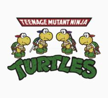 Teenage Mutant Ninja Turtles by Jetti