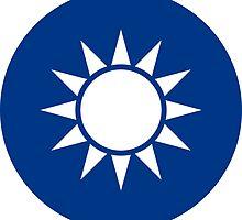 Taiwan National Emblem by abbeyz71