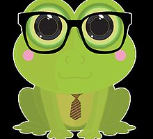 Frog Nerd 2 by Adamzworld