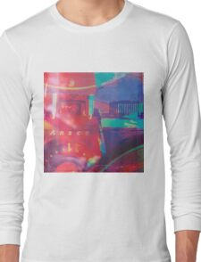 Vintage Camera Art Long Sleeve T-Shirt