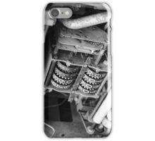 The numbers game iPhone Case/Skin