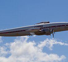 Lockheed L-1049 Super Constellation by raymies
