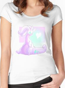 Goo, Goo, Goodra Women's Fitted Scoop T-Shirt