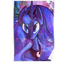 Luna Print Poster