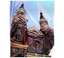 St. Mary's Catholic Church Poster