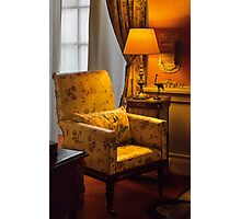 Chair&light Photographic Print