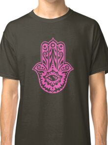 Hamsa - Hand of Fatima, protection symbol Classic T-Shirt