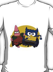 Bob Square Bats & Patrick T-Shirt