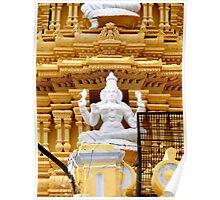 Gopuram-4(Detail) Poster
