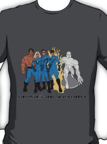 Fantastic 4 & Silver Cooper T-Shirt