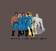 Fantastic 4 & Silver Cooper Unisex T-Shirt