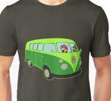 Super Mario Van Unisex T-Shirt