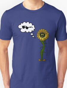 Sunflower Glasses T-Shirt