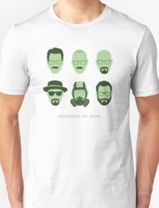 ALL HAIL HEISENBERG! Unisex T-Shirt