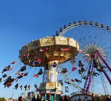 "Fair (Oktoberfest)  at ""Cannstatter Wasen"", Oct. 2013 - Stuttgart, Germany by Bine"