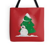 Snowdroid Tote Bag