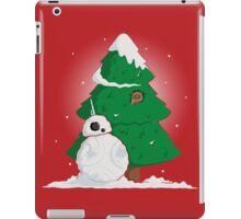 Snowdroid iPad Case/Skin