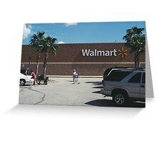 Walmart Greeting Card