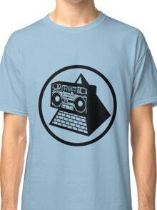 KLF Pyramid Blaster (Black) Classic T-Shirt