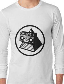 KLF Pyramid Blaster (Black) Long Sleeve T-Shirt