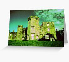 Balloch Castle x-pro Greeting Card