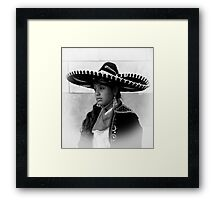Cuenca Kids 346 Framed Print