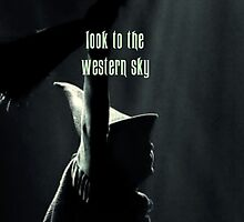 Look to the western sky by Tettekete