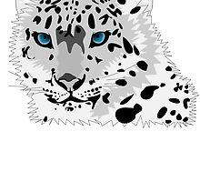 Snow Leopard by kwg2200