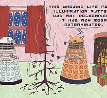 Christmas with the Daleks  by HappyDoctors