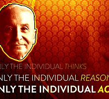Mises Only the Individual Acts! by psmgop