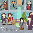 Doctor Who Christmas - Doctors' Reunion by HappyDoctors