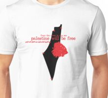 from the river to the sea Palestine will be free T-shirts Unisex T-Shirt