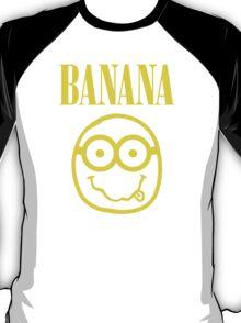 Nirvana Banana Logo T-Shirt
