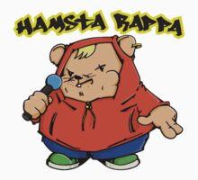 Hamsta Rapper T-Shirt