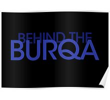 Behind the Burqa Poster