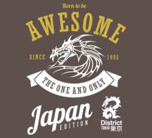 1995 - Born to be Awesome JPN edt. by matze77