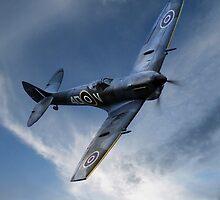 Supermarine Spitfire by J Biggadike