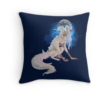 Werewolf Princess Throw Pillow