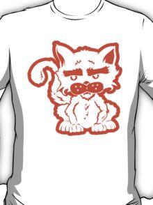 Halloween Kitten T-Shirt