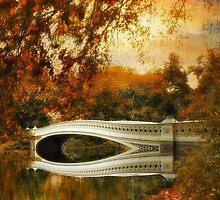 Autumn at Bow Bridge by Jessica Jenney