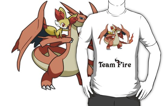 Team Fire (Limited) by Slowkinggaming