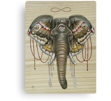 Flight of the Elephant Canvas Print