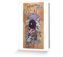 Relics Greeting Card