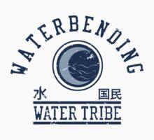 Water Bending  Kids Tee