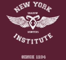 New York Institute by JustSoBlonde